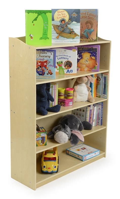preschool bookshelves children s book shelf high quality daycare library furniture