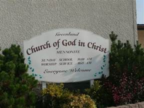 find a grave greenland church of god in mennonite