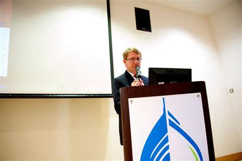 Mba Hr In Kuwait by H E Austrian Ambassador In Kuwait Ulrich Frank Lectures