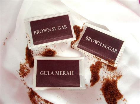 Brown Sugar Gula Merah Gula Merah Sachet Termurah brown sugar sachet sudah terisi gula merah dalam sachet stock indent home