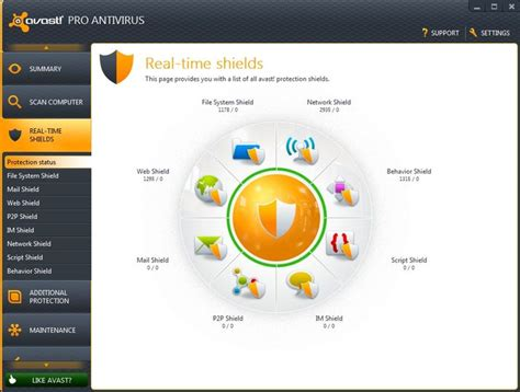 Avast Security avast free antivirus v12 2 2276 freeware afterdawn software downloads