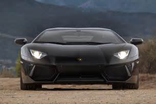 Front Of Lamborghini Lamborghini Aventador Front Photo 6