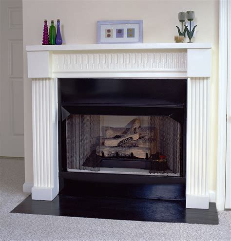 A Plus Inc Metro Series Plaster Mantels Fireplace Mantels Atlanta