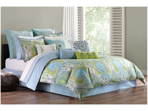 echo linens bedding echo design sardinia comforter set shipped free at