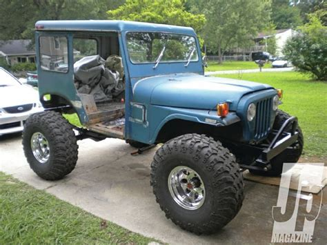 mail jeep conversion muscle car owners here page 3 jeep cherokee forum