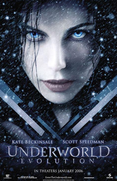 underworld film entier underworld 2 evolution affiche secondaire du film