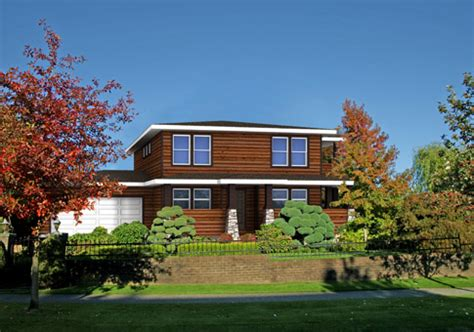 Garage Queensborough by House Plans Queensborough Linwood Custom Homes