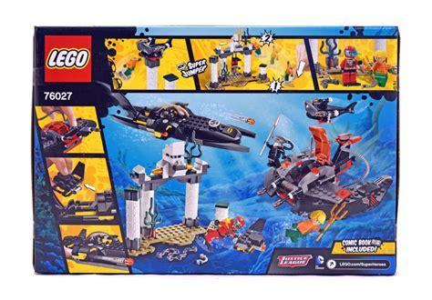 Sale Lego 76027 Heroes Black Manta Sea Strike black manta sea strike lego set 76027 1 nisb building sets gt heroes gt dcuniverse
