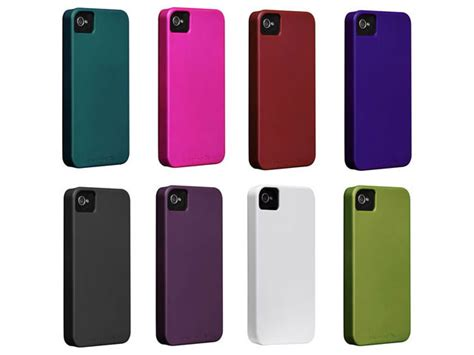 Casemate Iphone 4 S mate barely there voor iphone 4 4s