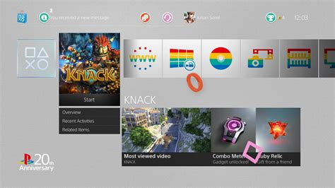 themes ps4 europe ps4 ps3 and ps vita themes released to celebrate 20th