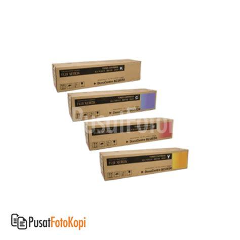 Toner Cartridge Black For Fuji Xerox Dc Sc2020 toner fuji xerox ct202248 magenta dc sc2020 cps pusatfotokopi