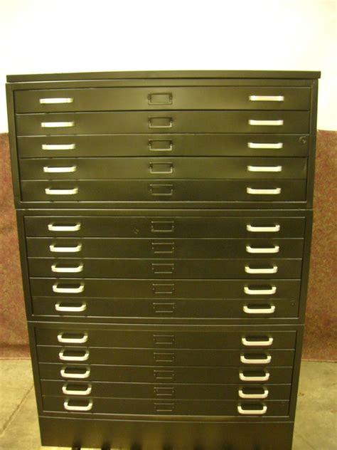 blueprint flat file cabinet 15 drawers 3 5 drawer mayline hamilton blueprint