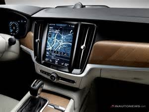 Volvo S 90 Interior Centrestack Right Volvo S90 Images This Is It