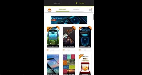 android lock screen apps awesome android lock screen launcher apps techieio