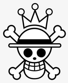 pirate flag  piece trafalgar law logo hd png