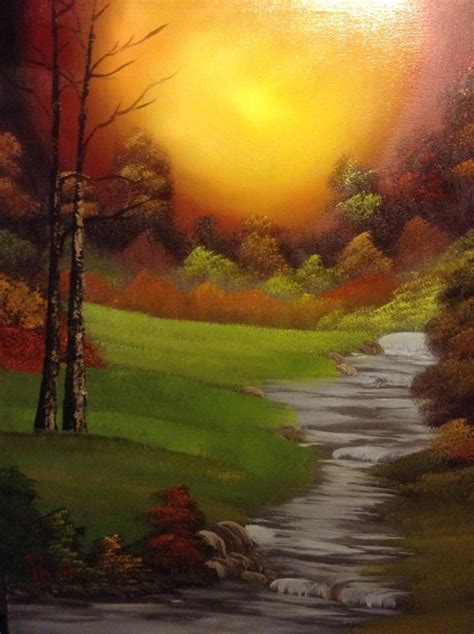 bob ross paintings with acrylics 752 best images about bob ross painting on