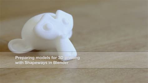 blender 3d printing by exle learn to use blender s modeling tools for 3d printing by creating 4 projects books modeling for 3d printing with shapeways