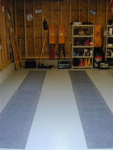 Carpet In Garage by Carpet Garage 6 Garage Floor Carpet Runners