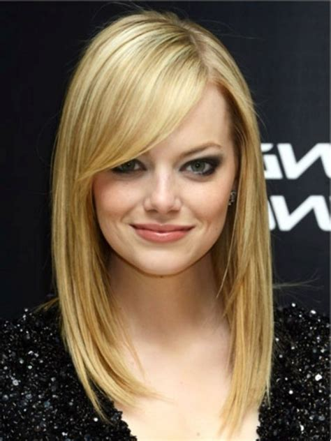 haircuts for long straight hair with side bangs cute long haircuts with side bangs cute hairstyles for