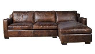rustikales sofa rustic sectional corner leather sofa with right arm chaise