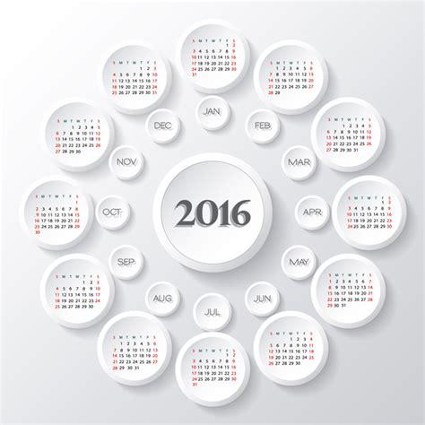 2016 calendar templates psd images top trend indonesia