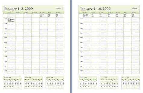 microsoft weekly calendar template weekly planner template microsoft calendar template 2016