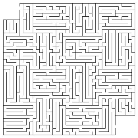 printable mazes challenging free coloring pages of very difficult s