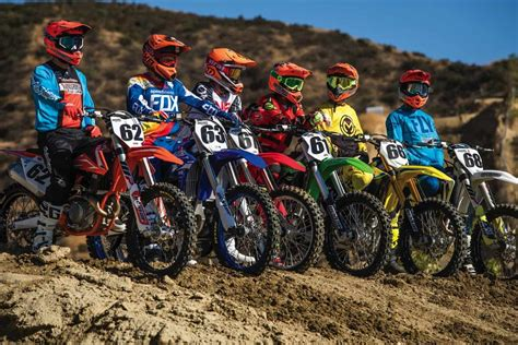motocross action 450 shootout 2018 motocross action 450 shootout the complete test