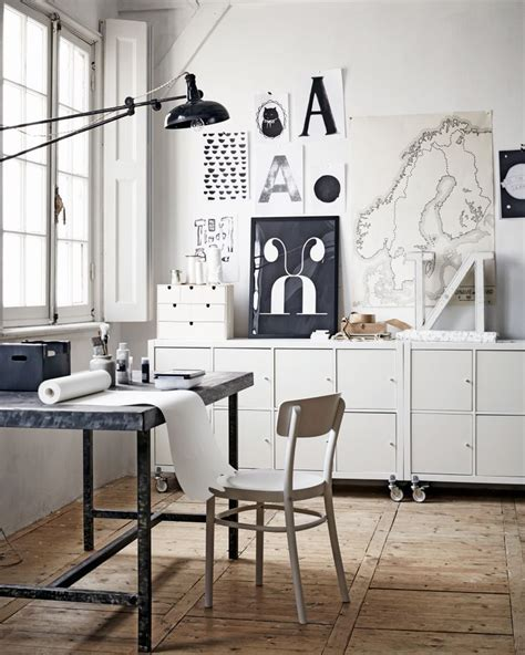 schreibtische retro decordots living with children monochrome industrial