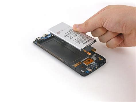 S6 Samsung Battery Samsung Galaxy S6 Edge Battery Replacement Ifixit Repair Guide