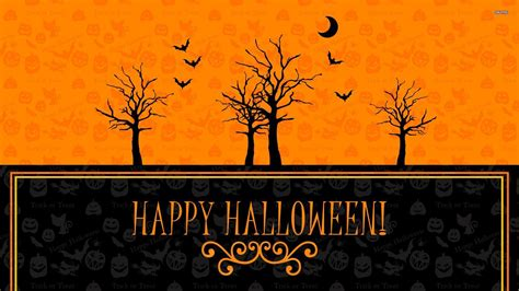 halloween screen themes happy halloween wallpapers wallpaper cave