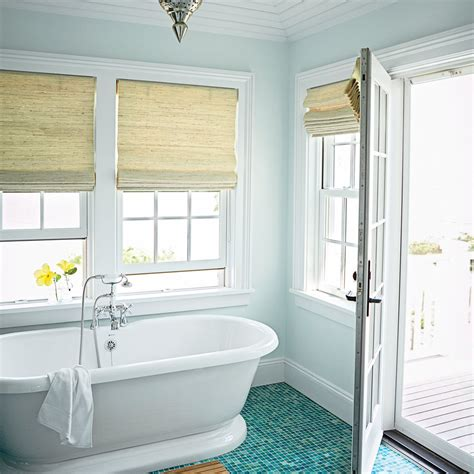 turquoise bathroom floor tiles go bold with tile 40 ways to decorate with turquoise