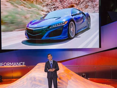 Jon Ikeda Acura by The Wheel Of Acura S Incarnation Of The
