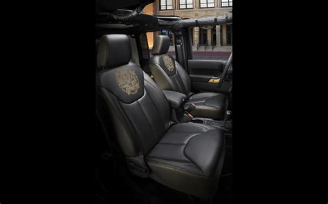 jeep dragon interior 2014 jeep wrangler dragon edition interior 3