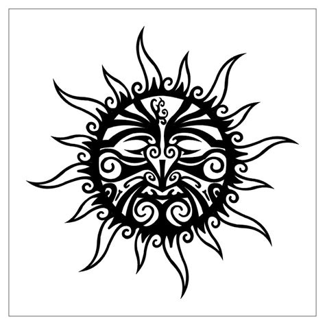 tribal star tattoos drawings image search results
