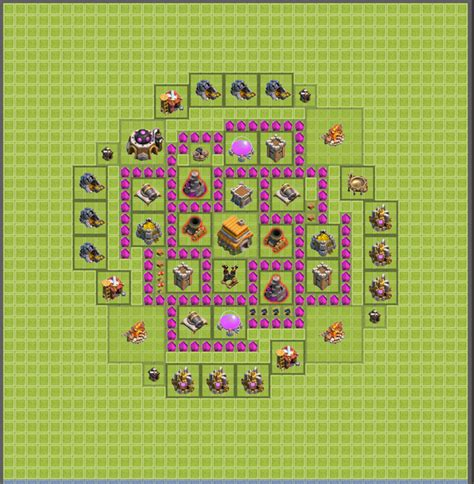 kumpulan wallpaper game coc games hack kumpulan layouts base clash of clans terkuat