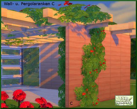 sims 4 wall tendril