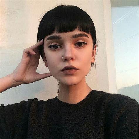 black hair for the best 20 dark bob ideas on pinterest short dark hair