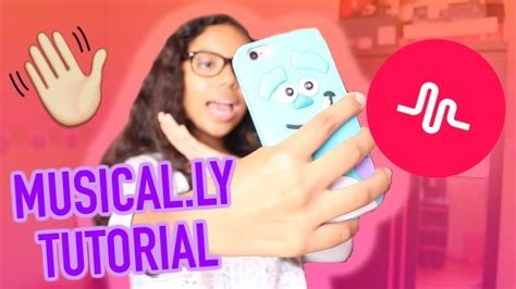 tutorial membuat video musical ly musical ly 191 como los grabo tutorial youtube
