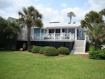 folly house rental side exterior vacation