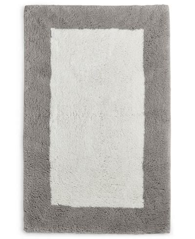 30 X 50 Bathroom Rugs Hotel Collection Colorblock 30 Quot X 50 Quot Bath Rug Created For Macy S Bath Rugs Bath Mats Bed
