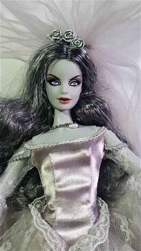 film barbie zombie dream date barbie 2015 haunted beauty zombie barbie irl