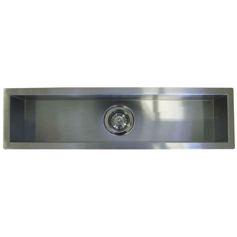 stainless steel undermount bar sink 42 inch stainless steel undermount single bowl kitchen