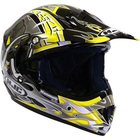 hjc motocross helmet hjc cl x5 mammoth motocross helmet motocross helmets