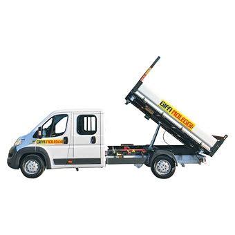 furgone doppia cabina furgone 7 posti doppia cabina e cassone ribaltabile