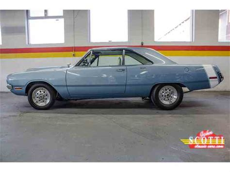 Exotic Car Interior 1970 Dodge Dart For Sale On Classiccars Com