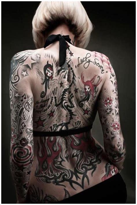full body tattoo ideas 35 weird full body tattoo designs