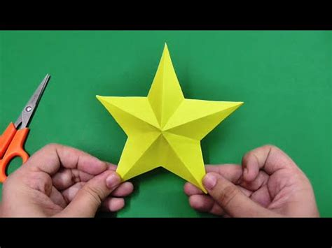 How To Do Crafts With Paper - how to make simple easy paper diy paper craft