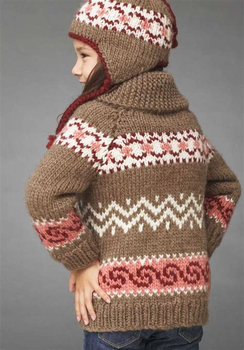 free cowichan sweater knitting pattern cocoa jacket and hat free pattern not really