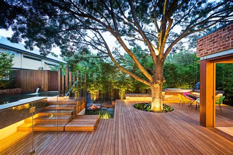 Family Backyard Ideas Family Modern Backyard Design For Outdoor Experiences To Come Freshome